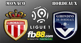 Nhận định bóng đá tối nay AS Monaco vs Bordeaux